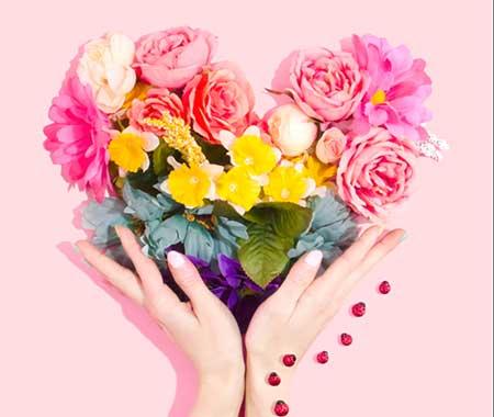 Любовь основана на растениях